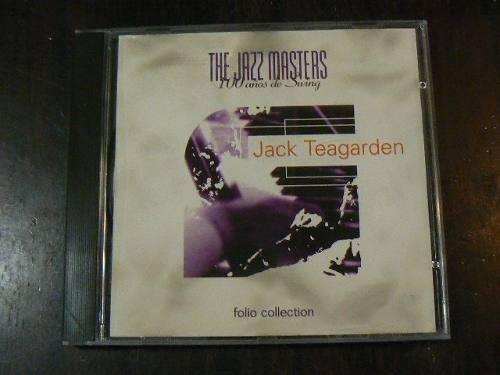 the jazz masters 100 años de swing - jack teagarden