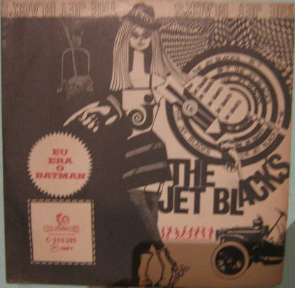 the jet blacks - compacto - 1967