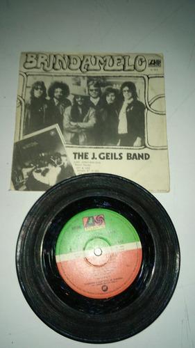 the j.geils band brindamelo simple con tapita arg