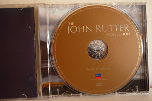 the john rutter the cambridge singers city of london clasica