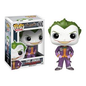 The Joker #53 Coringa - Batman Arkham Asylum - Funko Pop!
