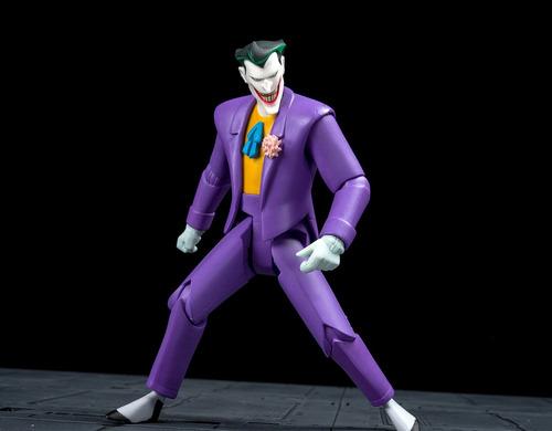 the joker batman animated series animada dc comics guason