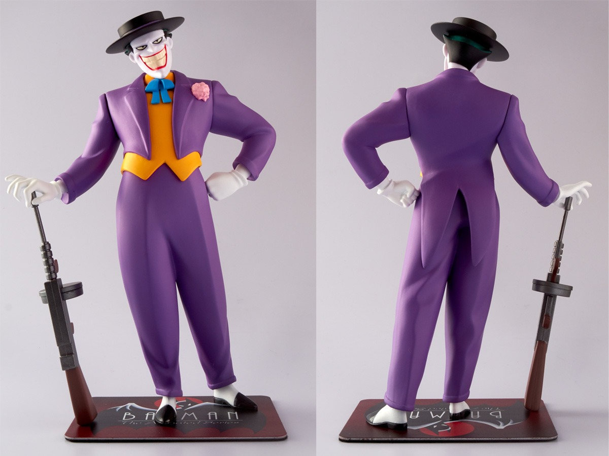 The Joker Batman The Animated Series Kotobukiya Artfx