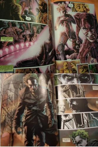 the joker dc comics new 52 tomo compilatorio latino