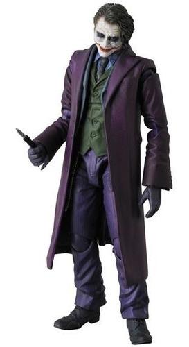 the joker, heath ledger, batman mafex no 005, cine dculto