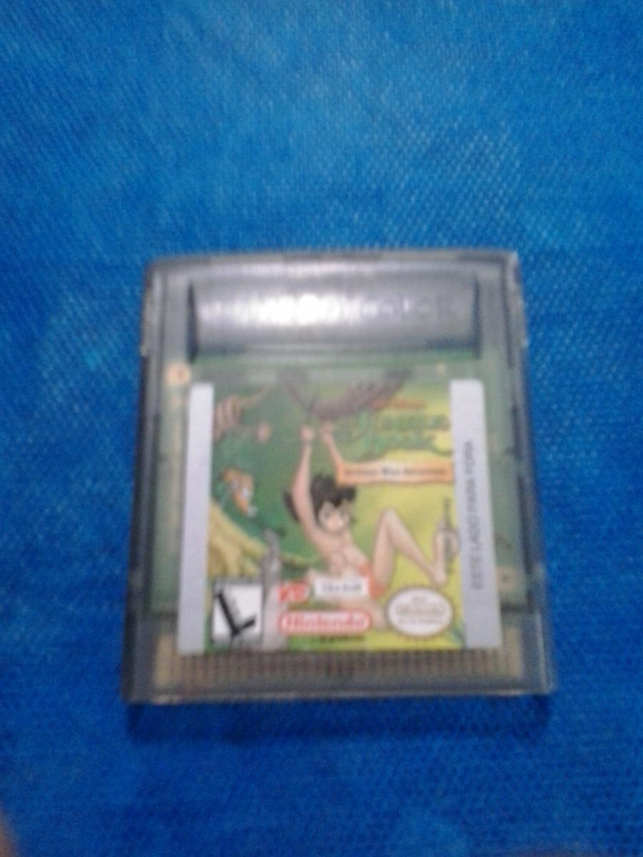 Gameboy color jungle book - The Jungle Book Game Boy Color Original Carregando Zoom