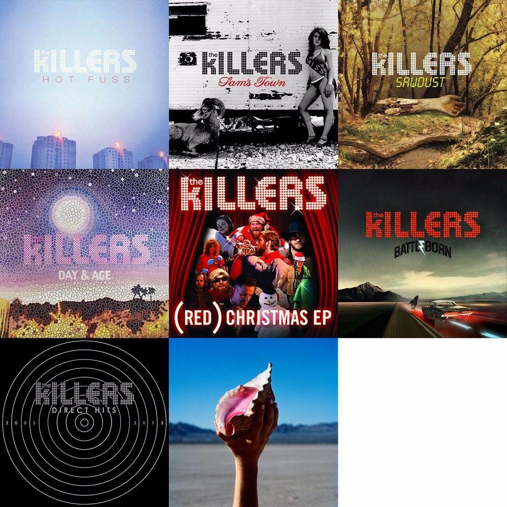 discografia the killers