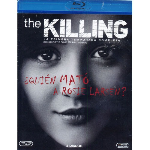 the killing temporada 1 uno serie de tv en  blu-ray