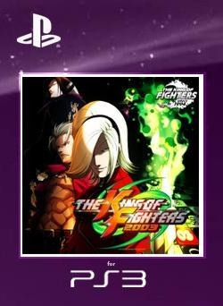 the king of fighters 2003 ps3