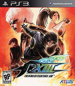 the king of fighters xiii ps3 (entrega inmediata)