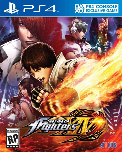 the king of fighters xl v ps4