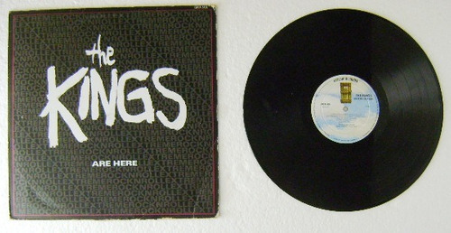 the kings are here 1 disco lp vinil