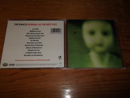 the knack - normal as the next guy cd imp ed 2001 mdisk