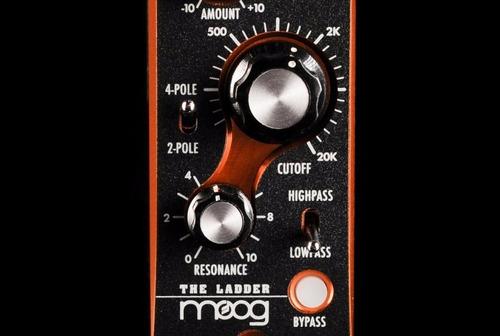 the ladder filtro análogo series 500 moog music - audiotecna