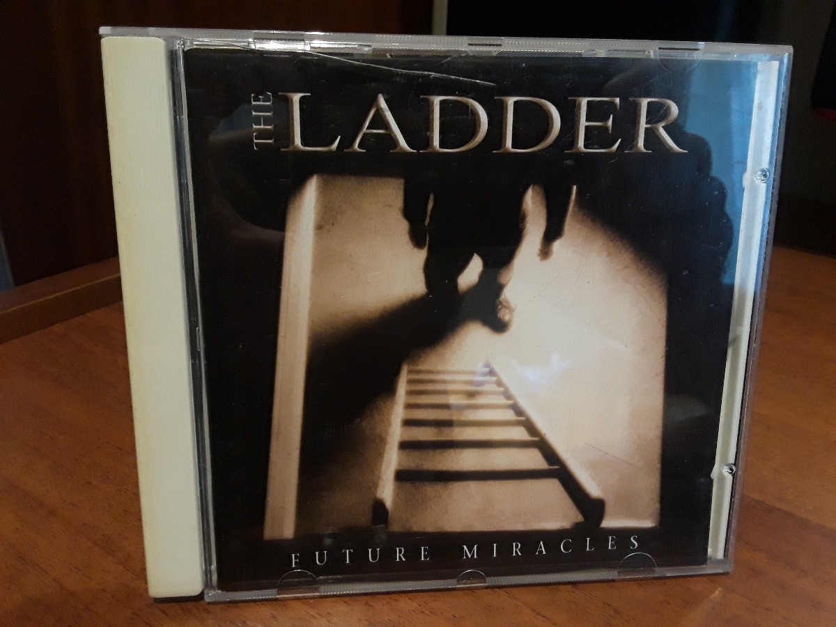 The Ladder Future Miracles - Cd Uk Aor Steve Overland Grim - $ 1 499,00