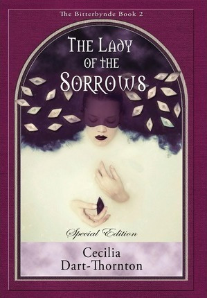 the lady of the sorrows - special edition - cecilia dart-...