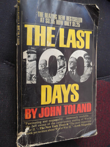 the last 100 days john toland en ingles 2a guerra mundial