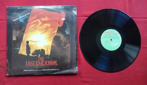 the last emperor - soundtrack en vinil.