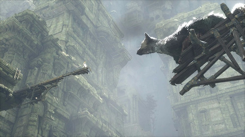 the last guardian - playstation 4 fisico