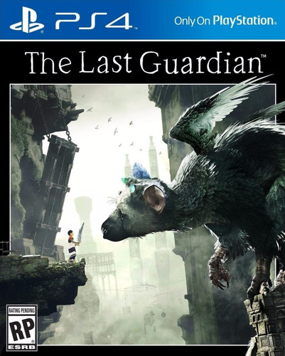 the last guardian ps4 formato fisico juego playstation 4