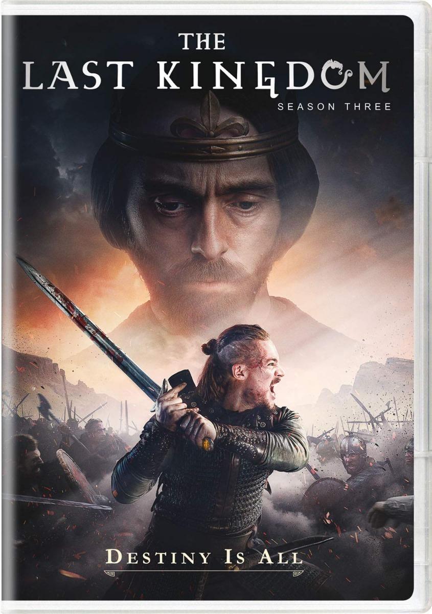 3 Temporada De The Last Kingdom the last kingdom tercera temporada 3 tres importada dvd