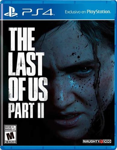 the last of us 2 ps4 formato fisico juego playstation 4