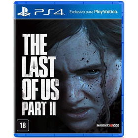 The Last Of Us 2 Ps4 Mídia Física Novo Lacrado Original
