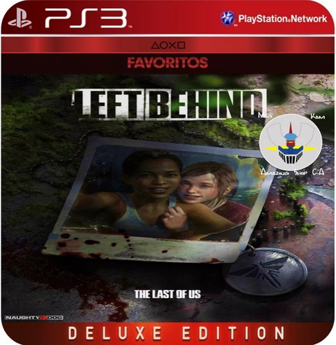 the last of us behind left - no codigo
