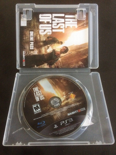 the last of us -juego -ps3
