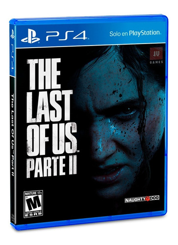 the last of us part ii ps4 100% original nuevo y sellado