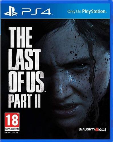 the last of us parte 2 ps4 play station 4 ya en stoooock