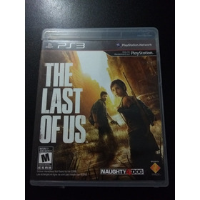 The Last Of Us Ps3