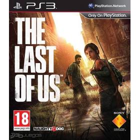 The Last Of Us Ps3 Digital Rápida Entrega