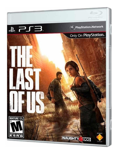 the last of us ps3 físico