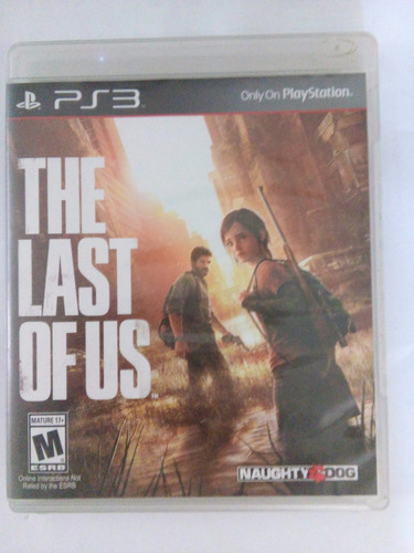 the last of us ps3 playstation 3 trqs