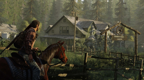the last of us ps4 remastered + left behind ps4