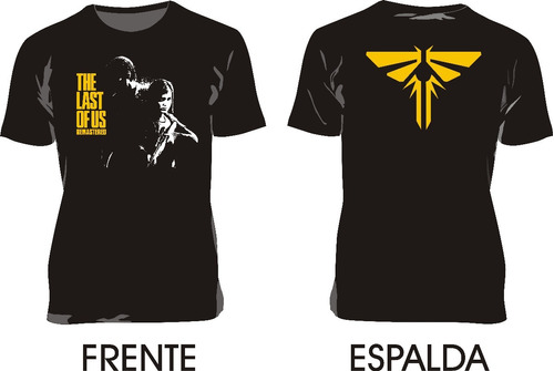 the last of us_remera