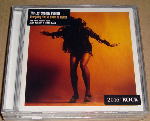 the last shadow puppets everything you`ve come to expect cd