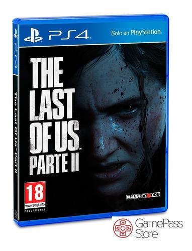 the last us of parte 2 y death stranding - standard edition