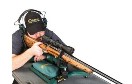 the lead sled rifle base para tiro caldwell alinear xtre p