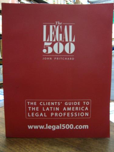 the legal 500. john pritchard.