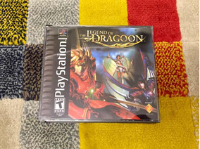 The Legend Of Dragoon P/ Playstation (ps1)