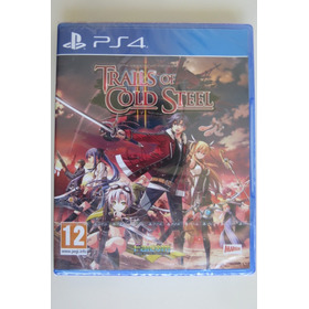 The Legend Of Heroes Trails Of Cold Steel Ii Ps4 - M. Física