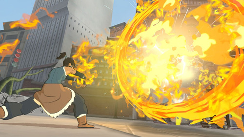 the legend of korra ps4 :: digital :: jugas con tu usuario