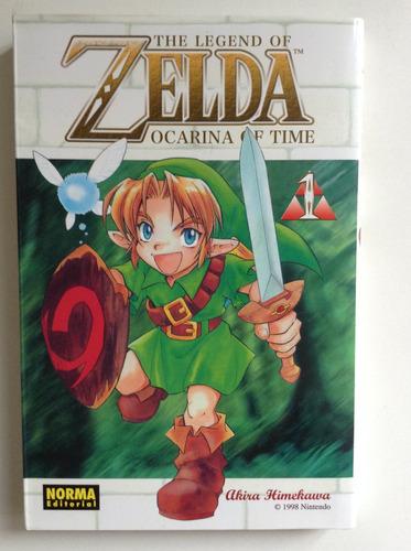 the legend of zelda 01: ocarina of time vol. 1