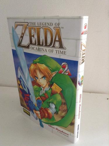 the legend of zelda 02: ocarina of time vol. 2