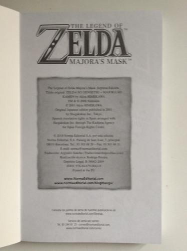 the legend of zelda 03: majoras mask