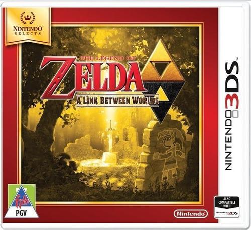 the legend of zelda: a link between worlds 3ds - prophone