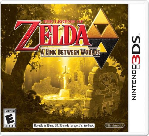 the legend of zelda: a link between worlds - [digital code]