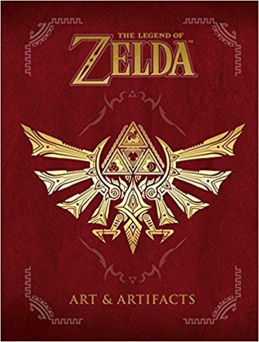 the legend of zelda: art & artifacts *envio gratis